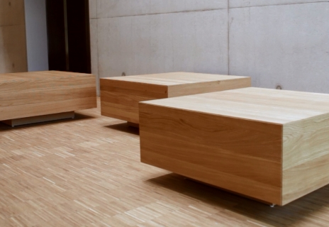 Bespoke furniture: Design with you in mind.