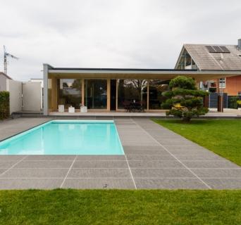 Gartenpavillon, Ehrenkirchen