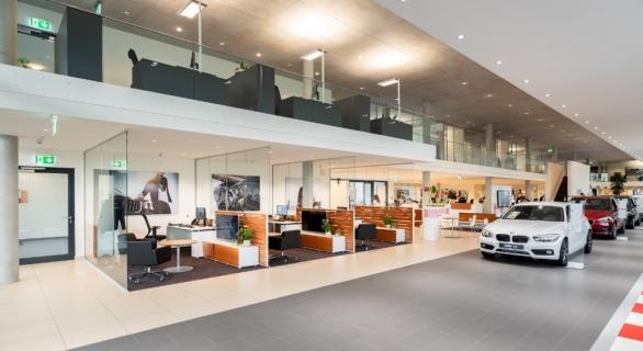 BMW Märtin GmbH, Freiburg